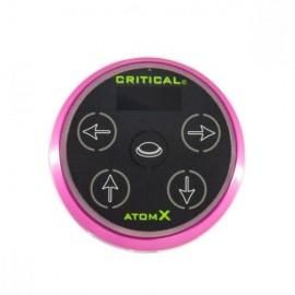 critical atom x pink