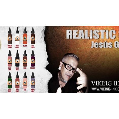 Set Realismo Jesus Ginés