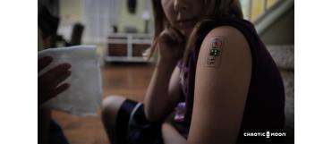 Tinta para tatuar y tecnología
